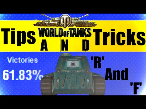 World Of Tanks Best Tips And Tricks