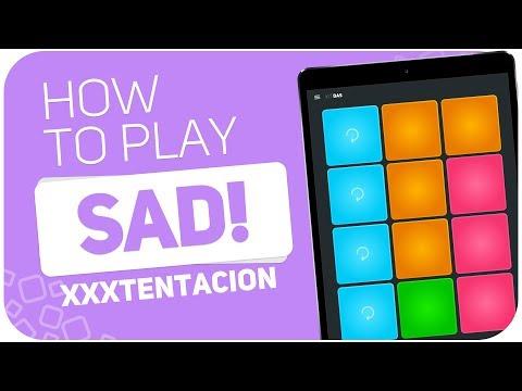Xxx Mp4 How To Play SAD  XXXTentacion SUPER PADS Kit DAS 3gp Sex