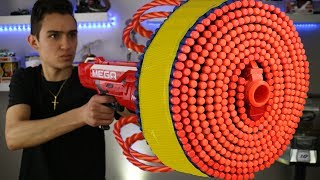NERF WAR: DESTROYER NERF GUN MOD