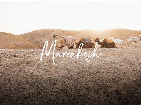 Travel to Marrakesh