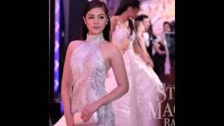 Female Stars of the Night - Star Magic Ball 2016