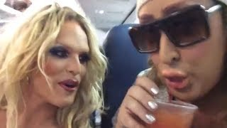 Willam's This Is Not The Beatdown Ep 24- Fly Girls