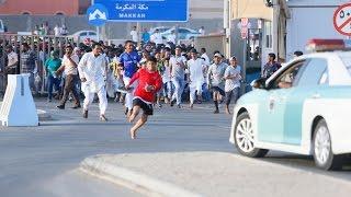 #سناب_خالد_العليان | شيء ماشفتوه في مباراة السعودية و الامارات