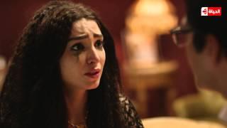 """مشهد مؤثر جدا بين """"روجينا"""" و""""باسم سمرة"""" ...... الحلقة الثامنة عشر من مسلسل """"بين السرايات """""""
