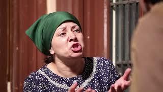 مسلسل ذات  - صدمة عبد المجيد لما راح يصالح ذات في بيت أمها