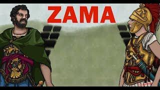 The battle of Zama Hannibal and Scipio