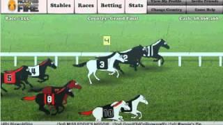 Hooves of Fire Grand Final Race