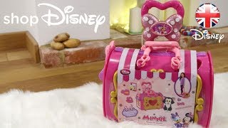 shopDisney   Check Out This Minnie Mouse Pet Carrier Toy!   Official Disney UK