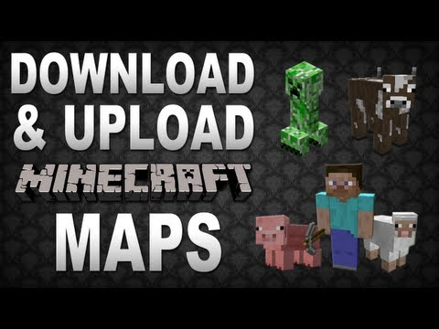 Minecraft (Xbox 360): How to Download & Upload Maps | Tutorial ...