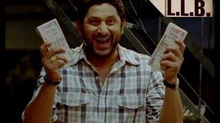 Jolly LLB Theatrical Trailer | Arshad Warsi, Boman Irani, Amrita Rao