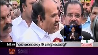 Solar Case: Kodiyeri Balakrishnan against Oommen Chandy
