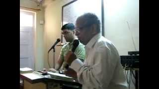 For discouraged Christians- English with Hindi translation-Part 1- Pr. George Thomas G S M