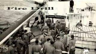 USCGC  STORIS - First new music.  1945 -Sara Pace  - by Tom Hough /  SPAR WLB-403