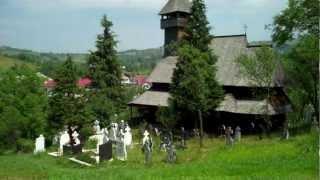 Walking in Romania - Carpathian Mountains