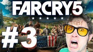 FARCRY 5 - I MET BRYAN CRANSTON! - ep. 3 TobyGames