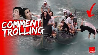 Mag Titanic Sa Venice Grand Canal | Comment Trolling