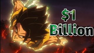Dragon Ball Franchise Grossed over $1 Billion in 2018 for Toei | The Future of Dragon Ball