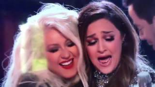 Alisan Porter wins the voice!!! (Full Video) Best Reaction Ever.