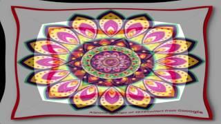 How to draw Alpona bd আল্পনা আলপনা আঁকা1design BangladeshBangla yearart Bangalipohela boishakh