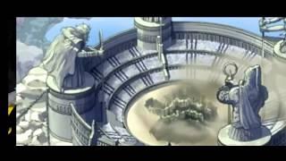 Fairy Tail - Natsu& Gajeel VS Sting & Rogue (HD English Dubbed)