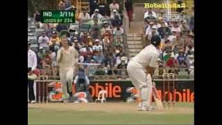 Brett Lee 24 wickets vs India 2007/08 TEST SERIES