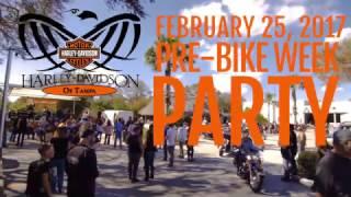 Pre Bike Week Daytona 2017 Music Video