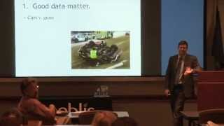Naked Statistics - Stripping the Dread from the Data- Presentation by Charles Wheelan