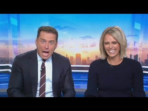 Behind the scenes what really happens on the TODAY Show Karl Stefanovic