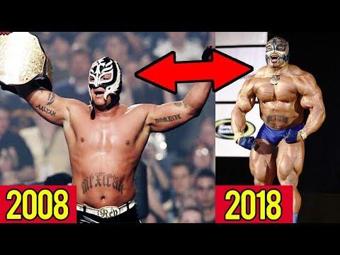 10 Most Shocking WWE Body Transformations 2018