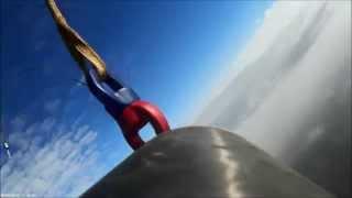Intimidator 5 - experimental M class sugar rocket - Flight IV