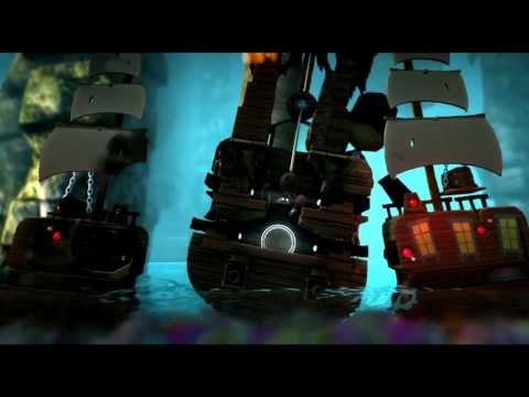 Little Big Planet 2 - Niveaux Pirates des Caraibes 3/3