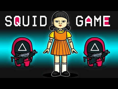 SQUID GAME Mod in Among Us