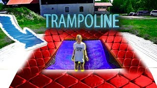 WORLDS BEST TRAMPOLINE TRICKS 2018