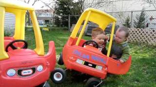 Toddler Car Jacking