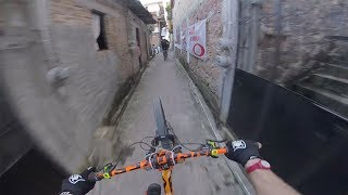 Downhill Taxco 2017 - GoPro Course Preview