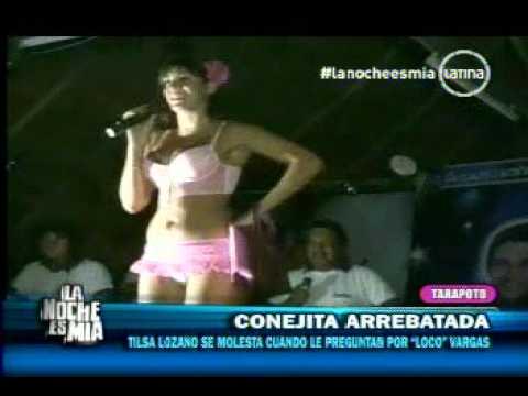 Tilsa Lozano Conejita Arrebatada