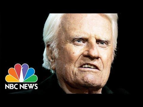 Xxx Mp4 Reverend Billy Graham S Funeral NBC News 3gp Sex