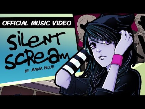 Xxx Mp4 Anna Blue Silent Scream Official Music Video 3gp Sex