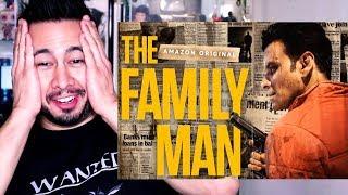 The Family Man   Official Trailer   Reaction   Manoj Bajpayee   Raj & DK   Jaby Koay