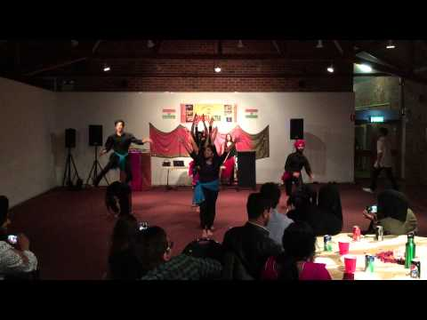 AICS India Night Group Dance