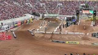 450 Full Main Event Supercross Salt Lake City 2018