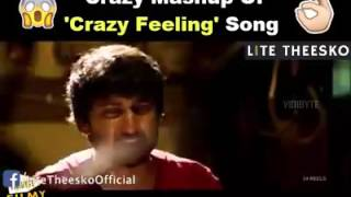 Crazy feeling song edited👌