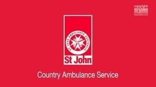 St John Ambulance WA Sub Centre Conference Opener 2011