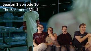 Westworld Reaction Season 1 Episode 10