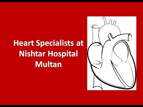 Cardiologists at Nishtar Hospital Multan, 2016