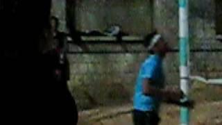Madhavan Playing Volley 3