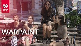 Warpaint Interview - Meet Alt Music