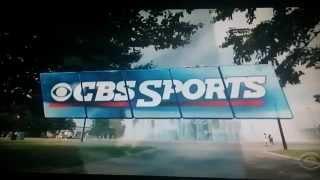 CBS US Open Intro