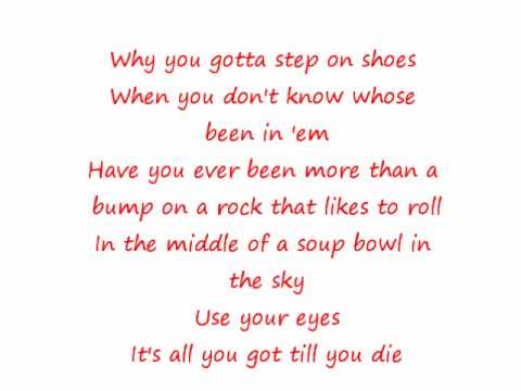 Train - My private nation lyrics.wmv