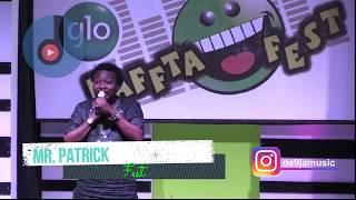 OSAMA X MR PATRICK LATEST COMEDY PERFORMANCE 2017
